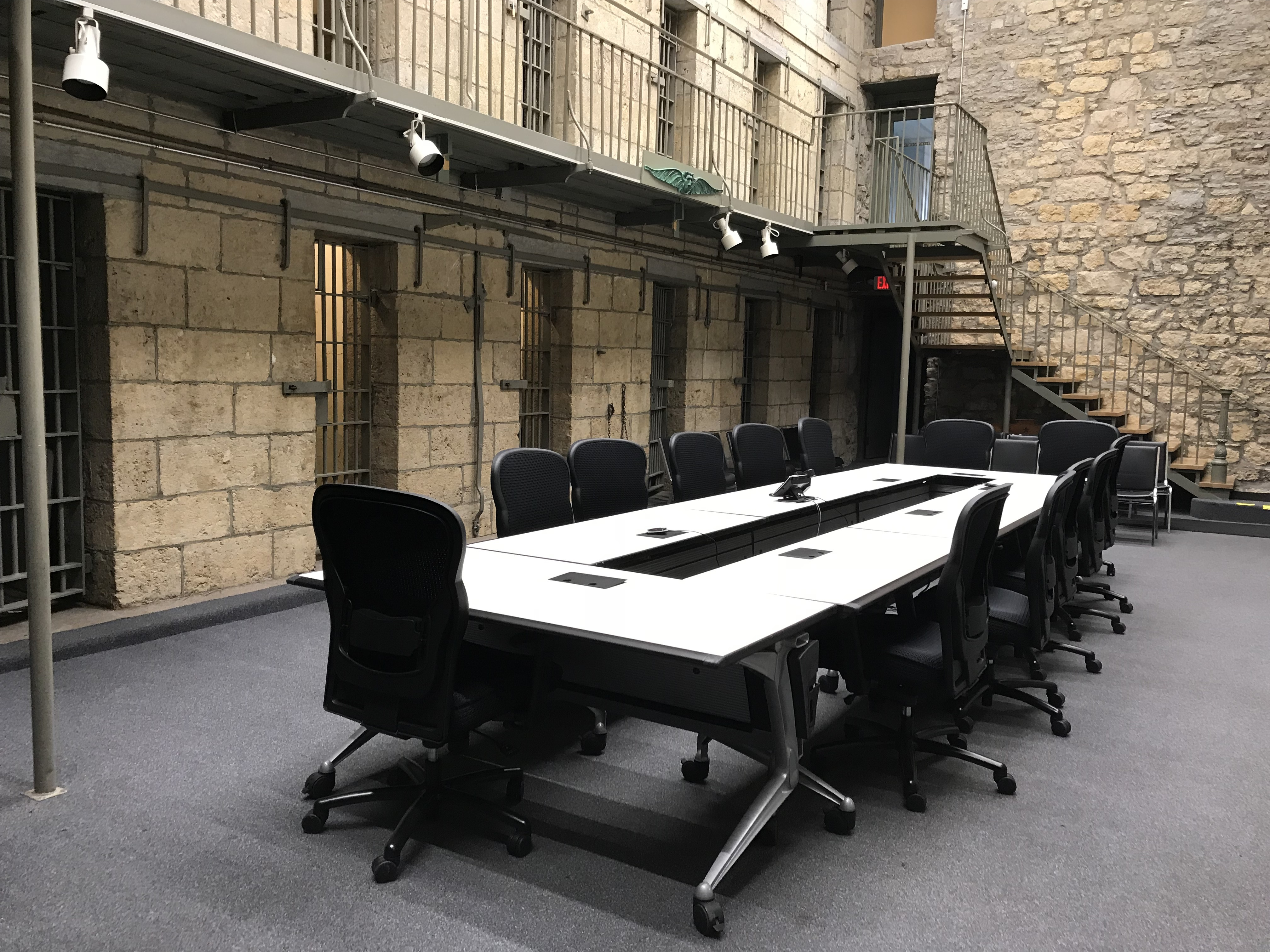 Old Jail Conference Room