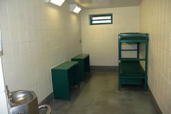 Inmate Cell Room